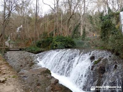 Parque Natural Monasterio de Piedra; rutas de montaña por madrid;senderismo iniciacion;los ancares